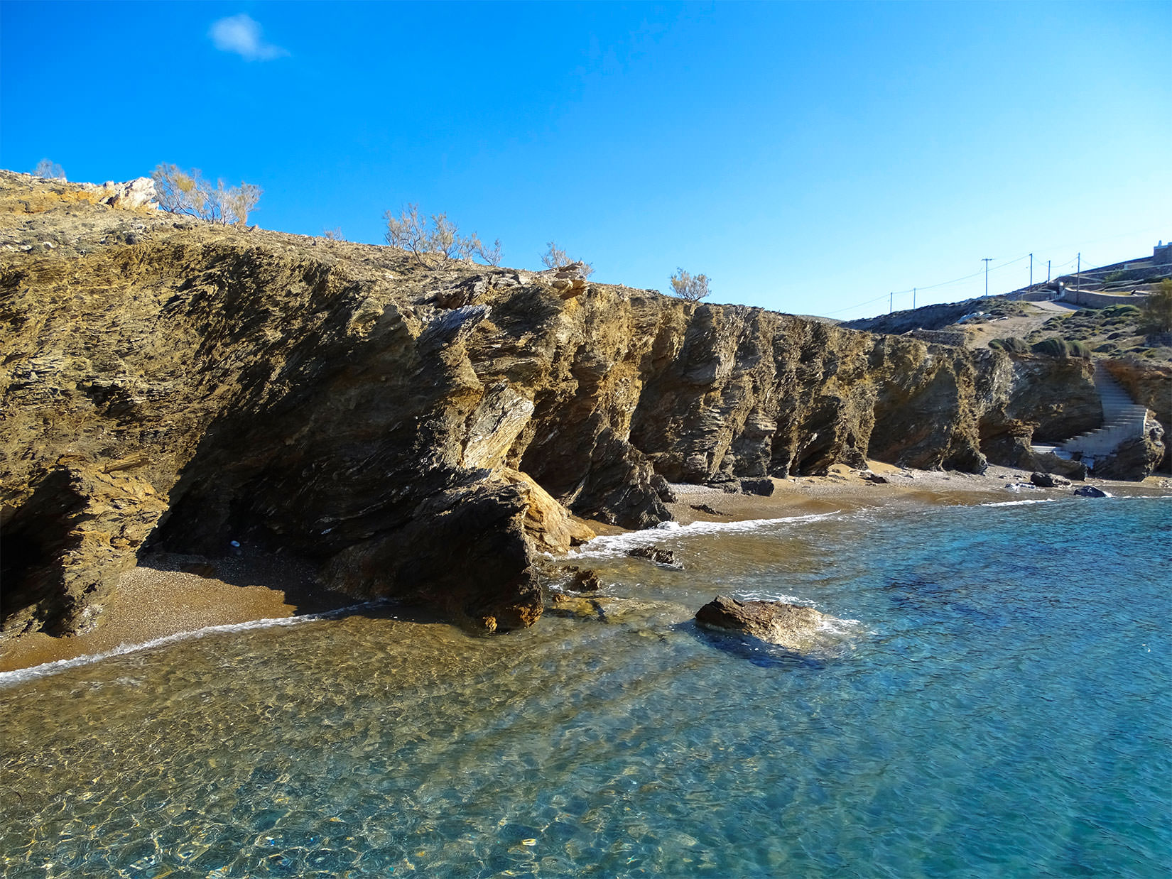 Folegandros Hotels | Latinaki