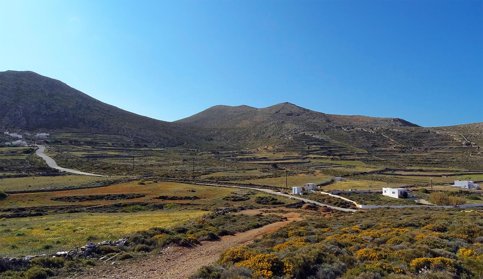 Folegandros Hotels | Livadi