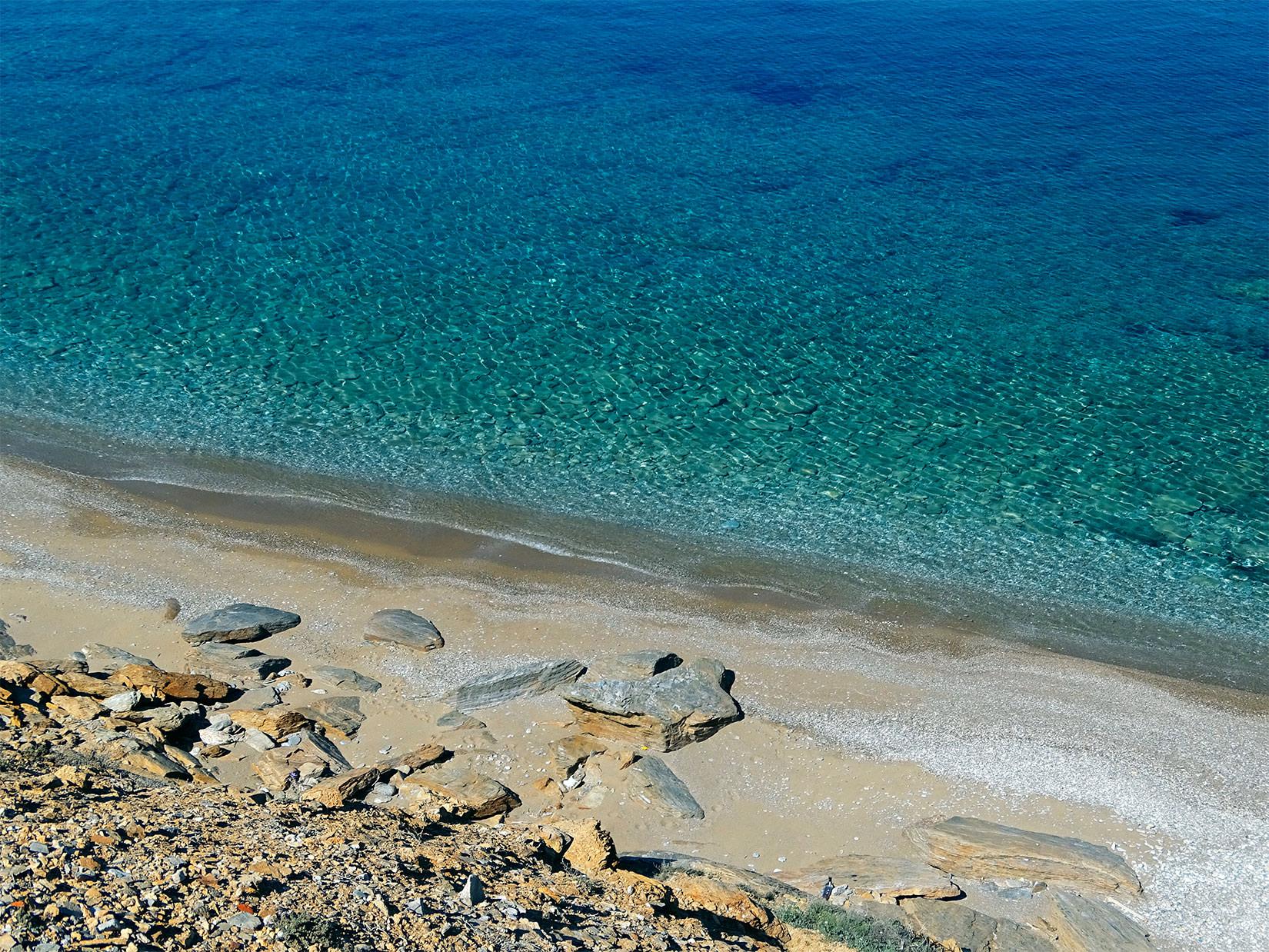 Folegandros Hotels | Pountaki