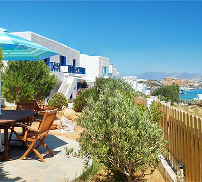 Aegean Star Hotel & Apartments