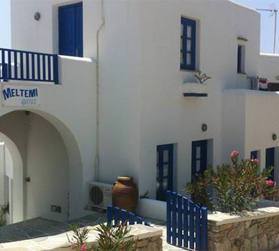 Ξενοδοχείο Meltemi