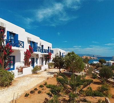 Ξενοδοχείο & Δωμάτια Aegean Star